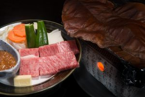 神戸牛のステーキの写真